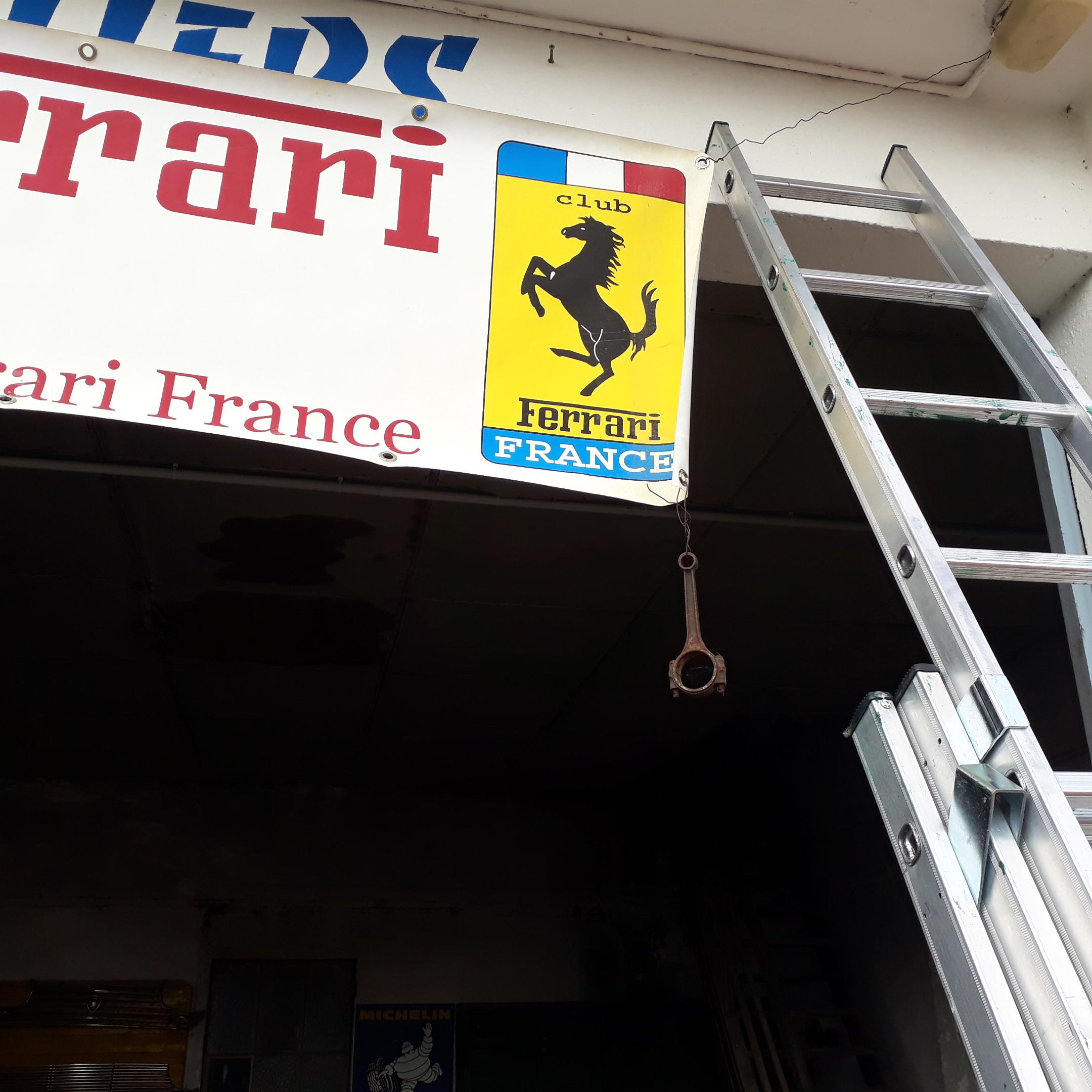 club ferrari france  u00e0 bel air